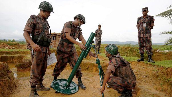 Myanmar: Gewalt zwischen Armee und Rohingyas treibt viele in die Flucht
