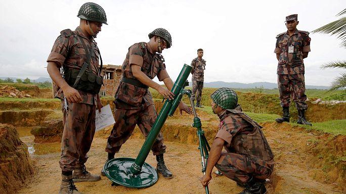 Myanmar'da çıkan şiddet olaylarında yaklaşık 100 kişi hayatını kaybetti