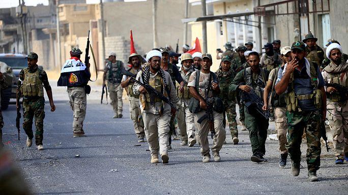 Irak: Armee meldet Erfolge in Tal Afar