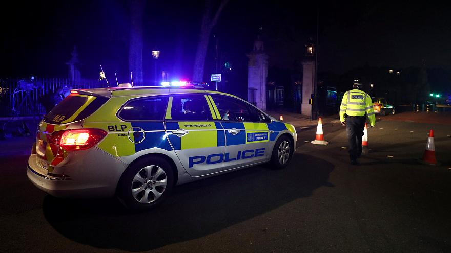 Second man arrested over attack outside Buckingham Palace