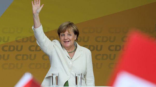 """Merkel: """"a menekültválság idején az emberek sorsát tartottam szem előtt"""""""