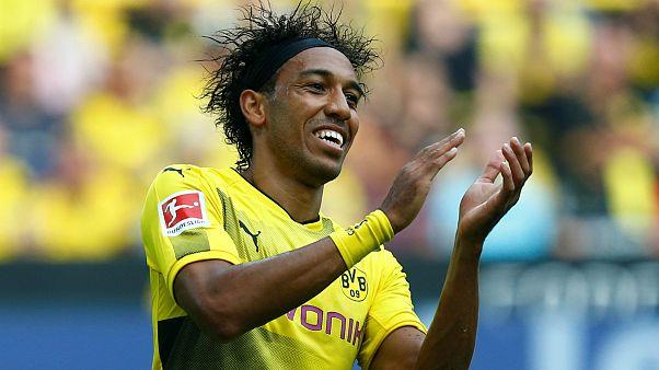 Bayern e Borussia sem falhas