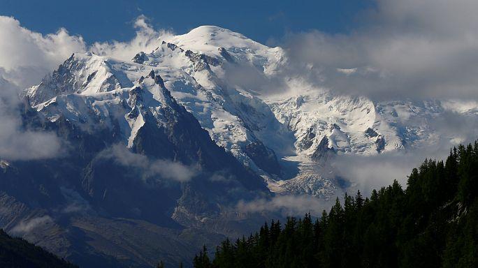 Accidentes mortales en los Alpes