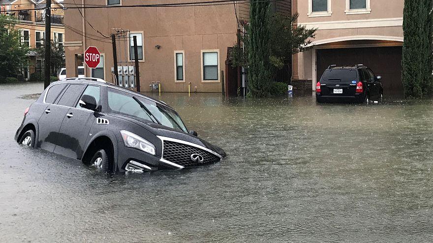 """Hochwasser-Drama in Houston """"noch lange nicht vorbei"""""""