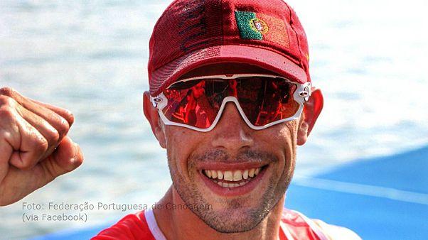 Mundiais de Canoagem: Fernando Pimenta é campeão do mundo de K1 5000m