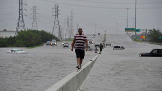Springflut-Notstand in Houston ausgerufen