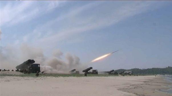 كوريا الشمالية تتحدى ترامب بتجربة صاروخية جديدة