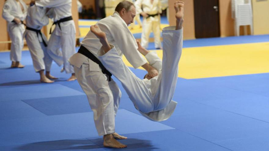 Vladimir Putin to visit Hungary trade talks and judo