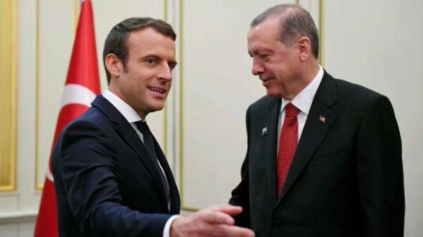Macron'dan Erdoğan'a tutuklu gazeteci için ikinci telefon