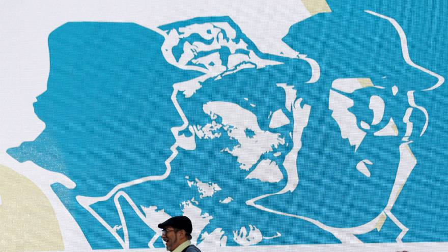 FARC unveil new political party