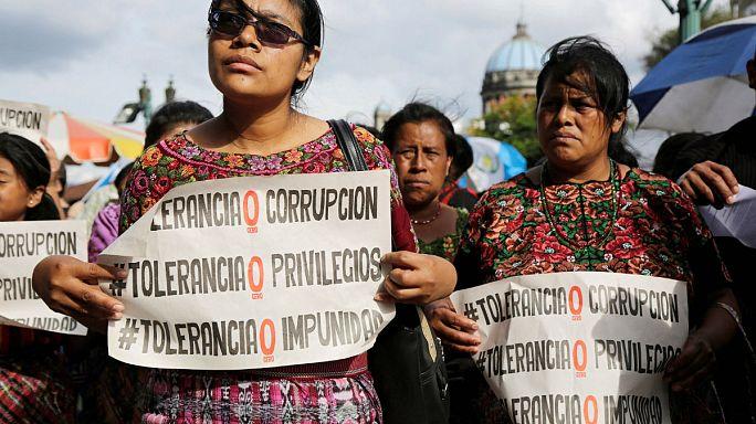 Presidente da Guatemala dá ordem de expulsão a enviado da ONU