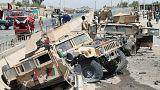 Halottak és sebesültek Afganisztánban