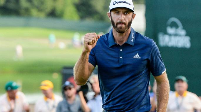 Golf : Dustin Johnson remporte le Northern Trust