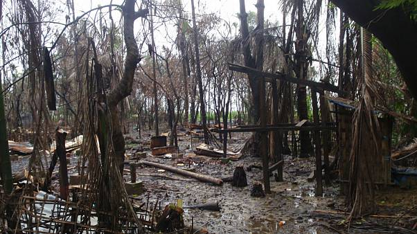 خشونت کم سابقه در ایالت راخین میانمار با بیش از یکصد کشته
