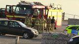 انتشار مواد شیمیایی ناشناخته؛ ساکنان ساحلی در انگلستان تخلیه شدند