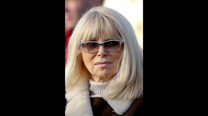 French icon Mireille Darc dies, aged 79