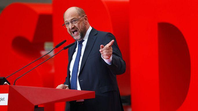 Schulz: Seçilirsem Türkiye'ye karşı daha sert olacağım