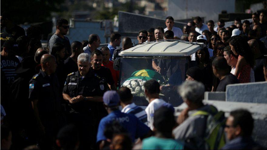 Homicídio de polícias aumenta no Rio de Janeiro