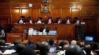 La Cour suprême du Kenya examine le recours de l'opposant Raïla