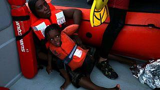 Des dirigeants africains et européens à Paris pour un mini-sommet sur la crise migratoire
