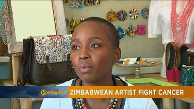 Zimbabwean artist battling breast cancer [The Morning Call]