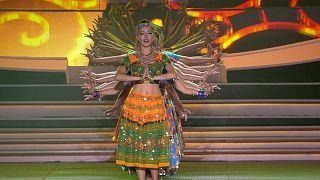 """""""نجم آسيا"""" مهرجان الموسيقا الآسيوية في ألماتي، كازاخستان"""