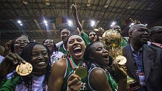 Nigeria beat Senegal to win gold at 2017 Women's AfroBasket tourney