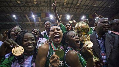 D'Tigress Champions of 2017 Afrobasket