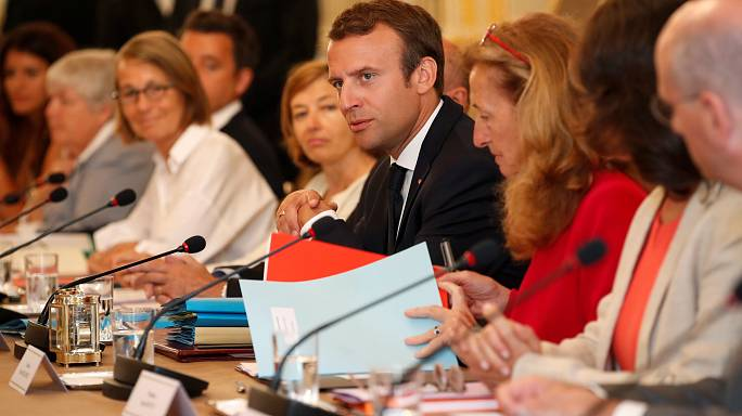 Macron's uphill battle: easing French labour rules