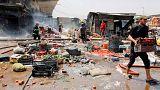 انفجار بمب در منطقه شیعه نشین بغداد هشت کشته بر جای گذاشت