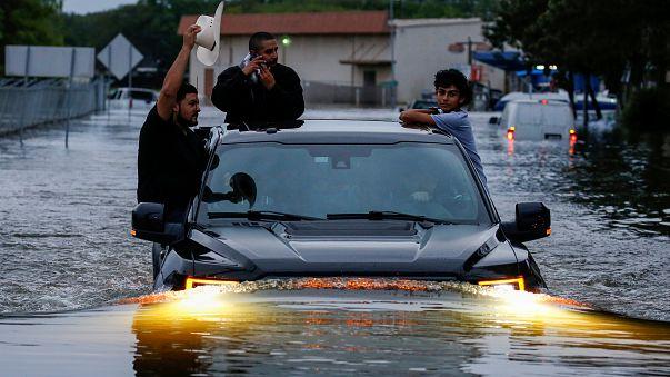 Harvey: estado de emergência no Louisiana