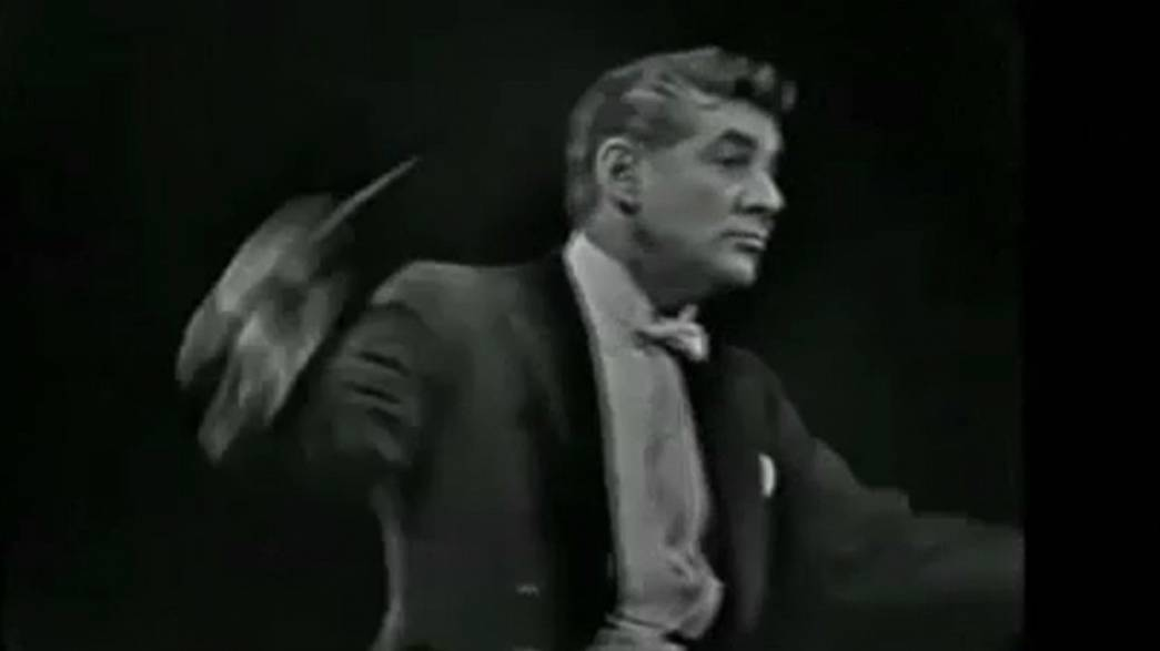100 Jahre Leonard Bernstein