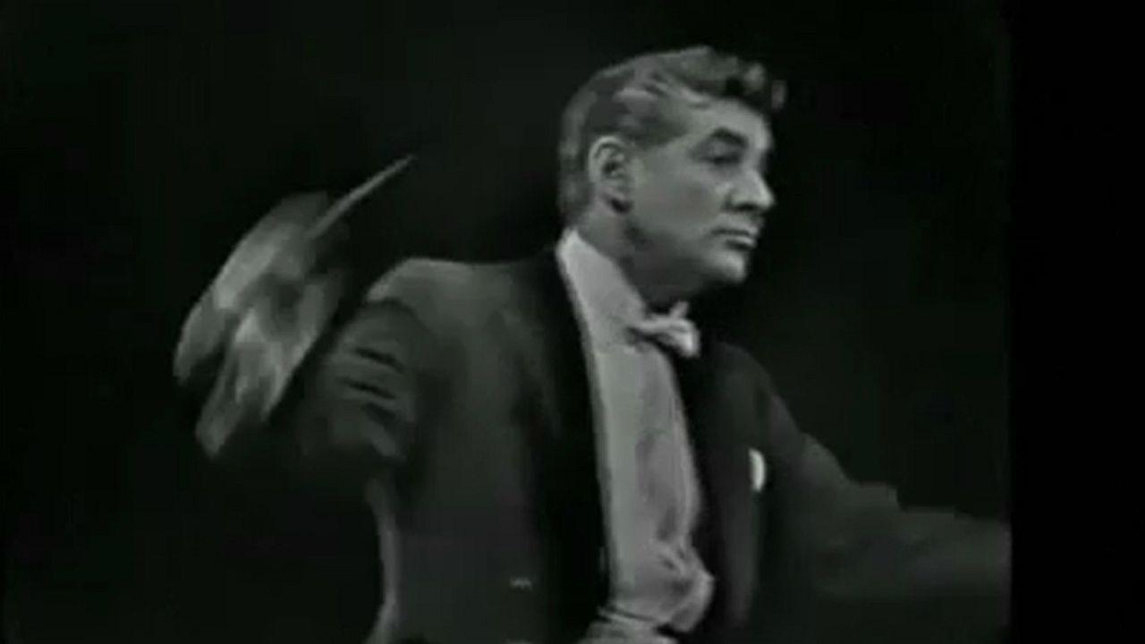 Conmemoración de la figura de Leonard Bernstein