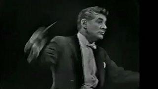 Celebrações do centenário de Leonard Bernstein começam com um ano de antecedência