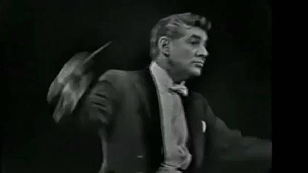 Deux ans d'hommage mondial à Leonard Bernstein