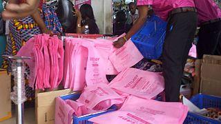 Kenya plastic ban causes boom in sale of old newspapers