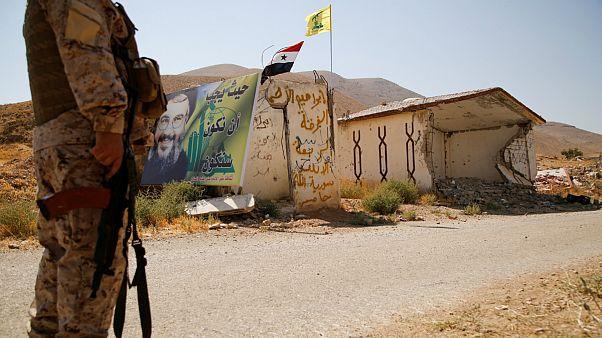 کاروان داعش به محل مبادله جسد محسن حججی در شرق سوریه رسید