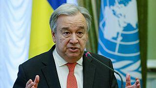 Libye : Antonio Guterres appelle à la relâche des migrants vulnérables