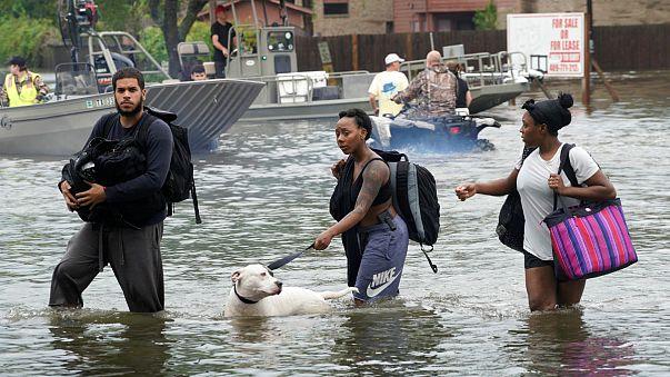 Huracán Harvey: lo peor está por llegar