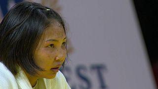 Mundiais de Judo: E no fim ganham os japoneses