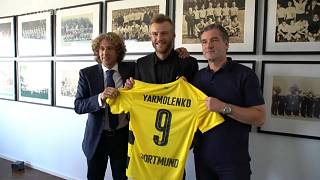 Borussia Dortmund sign Yarmolenko on four-year deal