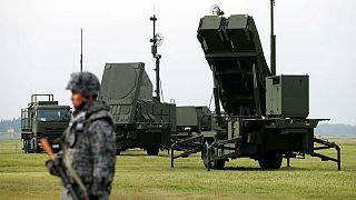 Japán fölött szállt el egy phenjani rakéta