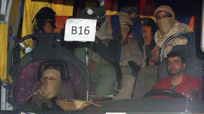 ИГ вывезли из Ливана