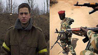 U.S. journalist among 19 killed in South Sudan clashes near Uganda border