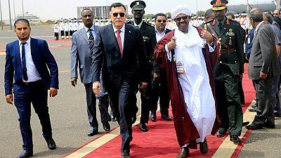 Sudan had no choice but to support the revolt against Gaddafi: al Bashir