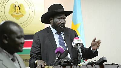 South Sudan says refugees ran to Uganda due to 'social media conspiracy'