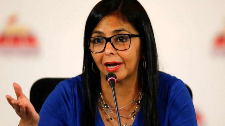 Venezuela accuses opposition for US sanctions
