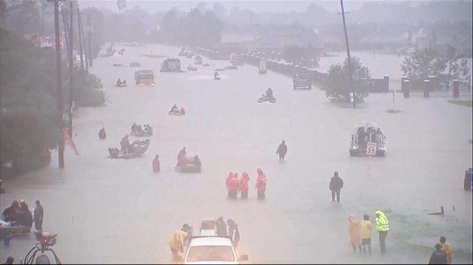 Техас: беда не приходит одна