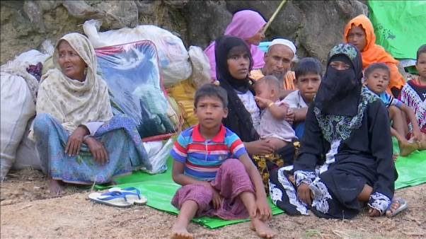 Myanmar'da insanlık dramı