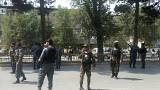 One dead in Kabul explosion close to US Embassy